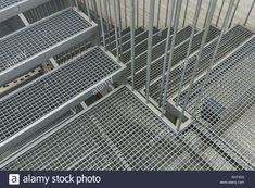 Zunthor's Kolumba metallic stairs