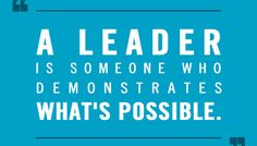 Be the Kind of Leader that YOU Would Follow   John Hardesty   LinkedIn
