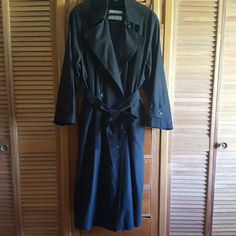 Classic London Fog Trench With Removable Liner
