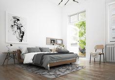 Inneneinrichtung Skandinavische Möbel Trends Design kunstwerke