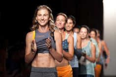 Runners Take the Place of Models During Fashion Week - NYTimes.com