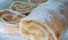 SUROVINY Těsto: 2 šálky polohrubá mouka2 ks vejce50 g máslo50 ml voda2 lžíce kr. cukr1/2 lžičky sůl1 bal. vanilkový cukr Nádivka: 500 g jablka2 lžíce strouhanka3 lžíce kr. cukr2 lžíce hladká mouka Dále budeme potřebovat: máslo na potřenívejce na potřenímoučkový cukr na posypání POSTUP PŘÍPRAVY Ze surovin na těsto vypracujeme kuličku, kterou zakryjeme utěrkou a […] Healthy Diet Recipes, Cooking Recipes, Slovakian Food, Czech Recipes, Ethnic Recipes, Sweet Potato Chips, Sweet Cakes, Desert Recipes, Cupcakes