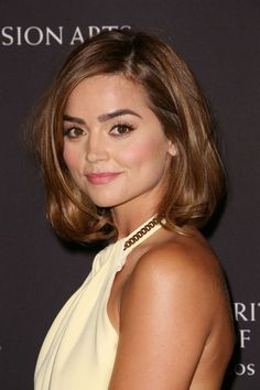 Doctor Who star Jenna Coleman