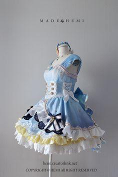 Cosplay Outfits, Anime Outfits, Girly Outfits, Cute Outfits, Kawaii Fashion, Lolita Fashion, Cute Fashion, Kawaii Dress, Kawaii Clothes