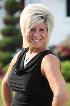 "Theresa Caputo, better known as ""The Long Island Medium"""