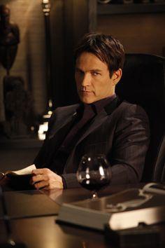 Vampire Bill. I am Team Bill all the way.