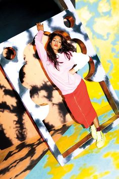 """Maya Arulpragasam, born Mathangi but known to the world as M.I.A., has never been one to stay in place too long. Even today, as a mega pop icon, she considers herself forever a refugee."" M.I.A. @ the WILD Magazine"
