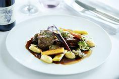 14 Gault Millau Kitchen Adelboden, Hotel Bellevue, Beef, Food, Meat, Essen, Meals, Yemek, Eten