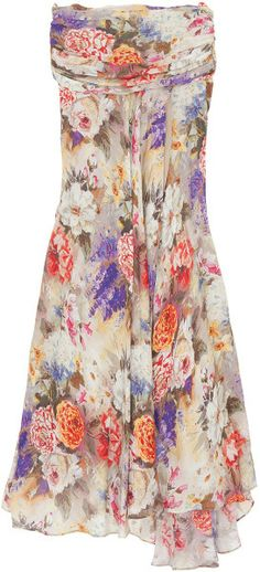 Haute Hippie Floral Floral Print Maxi Skirt...so I have great taste...its a $600+ skirt! *sigh