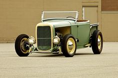 32 Ford Roadster Pickup!