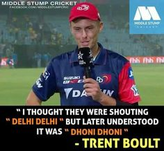 Dhoniiii..,...Dhonii India Cricket Team, Cricket Sport, Cricket News, Funny Baby Memes, Funny School Jokes, Cricket Wicket, Crickets Funny, Dhoni Quotes, Love My Parents Quotes
