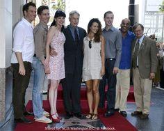 NCIS / Cote de Pablo / Pauley Perette / Michael Weatherly / Sean Murray / Mark Harmon