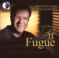 Bach J.S.-  Art Of The Fugue - Labadie  CD Nuovo Sigillato