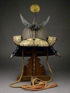 Kabuto (兜 冑) - Helmet.
