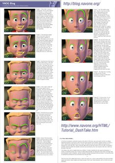 Animation related stuffs, Principles & Theory, Tutorials, References, inspirational works, etc. 動畫相關教程, 理論, 作品欣賞