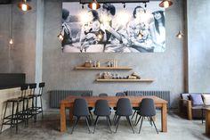 BeanBar Café, Latitude Studio -