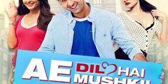 Ae Dil Hai Mushkil Full Movie 2016 Watch Online  Indian movie