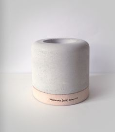 JUN Speaker ver.1 by Studio.hole Design, via Behance