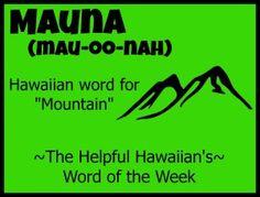 Destinations In Hawaii Travel Hawaiian Words And Meanings, Hawaiian Phrases, Hawaiian Quotes, Polynesian Islands, Hawaiian Islands, Aloha Hawaii, Hawaii Travel, Hawaii Language, Thema Hawaii