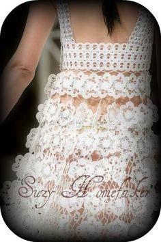 Soda tab dress