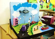 preschool transportation crafts for kıds « Preschool and Homeschool Preschool Transportation Crafts, Preschool Arts And Crafts, Animal Crafts For Kids, Preschool Activities, Art For Kids, Diy And Crafts, School Science Projects, Projects For Kids, Diorama Kids