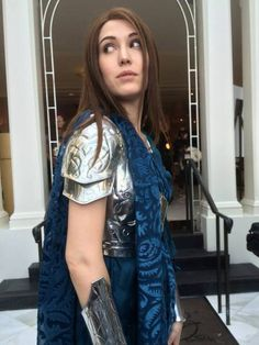 Jane foster - Thor 2 cosplay