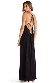 ISSA DE' MAR St. Bart's Maxi Dress