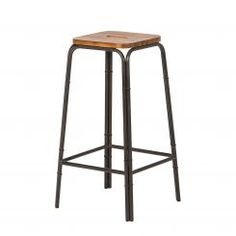 Tabouret de bar Atelier (lot de 2)
