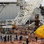 Presiden Brasil : Pembangunan Stadion Pasti Tepat Waktu