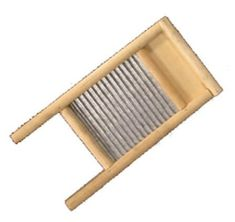 EVELYN LIVING 1 x Traditional Heavy Duty Cotton Replacement Mop Head Galvanised Bracket Wet Floor