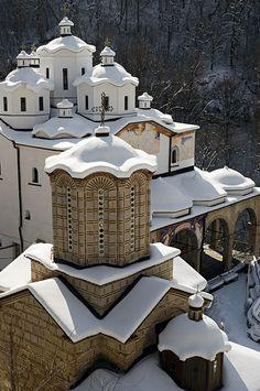 St Joakim Osogovski in Macedonia:: by Andrej