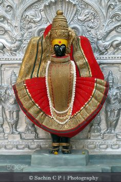 Godess Mahalakshmi by Sachin Potdar on 500px