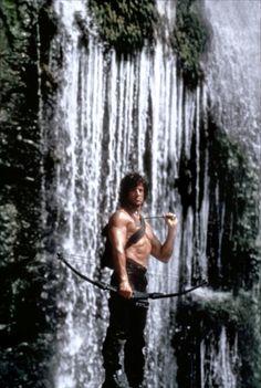 Sylvester Stallone Rambo