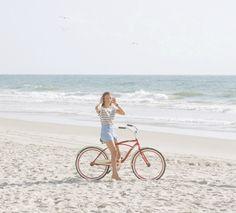 Must try biking on sand.
