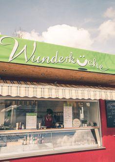 Die Wunderküche in Karlsruhe.