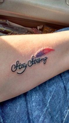 My new tat