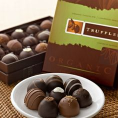 Organic Truffles (15 piece) in Holiday 2012 from Lake Champlain on shop.CatalogSpree.com, my personal digital mall.