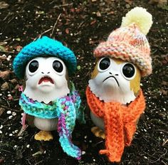 #team Porgs<< lol, I was sure I'd hate these little guys, but I actually think they're so very adorable:)