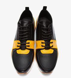 Kris Van Assche Hybrid Footwear Mixes Derby with Sneaker 501f848aa82
