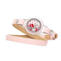 Origami Owl Custom Jewelry - The Key To Love, $79. www.CharmingLocketsByAline.OrigamiOwl.com
