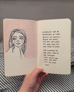 Pin by karan frey on word in 2019 art sketchbook, art drawings, art. Kunstjournal Inspiration, Sketchbook Inspiration, Bullet Journal Inspiration, Sketchbook Ideas, Journal Quotes, Journal Pages, Journal Entries, Art Sketches, Art Drawings