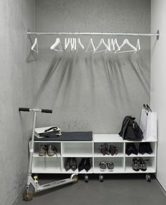 Quadrant by ABC-Reoler Entry Hallway, Shoe Cabinet, Interior Inspiration, Shoe Rack, Modern Design, Sweet Home, Home And Garden, Living Room, Storage