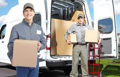#moving #van #pack #box