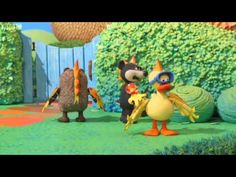 Timmy Time S03E19 Timmy and the dragon - YouTube