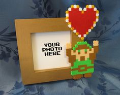 The Legend of Zelda Small 8-bit Frame