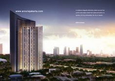 Arzuria Jakarta Apartment mewah kelas atas pertama dan terbaru di Jln. Tendean Jakarta Selatan. #arzuriajakarta
