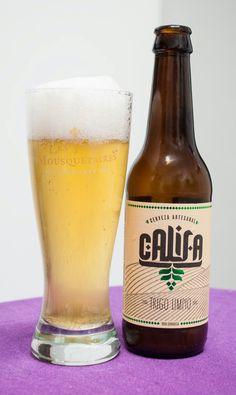 Califa Trigo Limpio. Wheat Ale. 4º