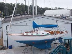 1969 Nautor Swan 36 Antique and Classic for sale Sailing Yachts, Sailing Ships, South Portland, Classic Sailing, Petersburg Florida, Cool Boats, Out To Sea, Sea Waves, Boathouse