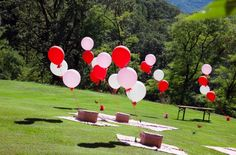 KIDS - Pic-Nic Chic with balloons
