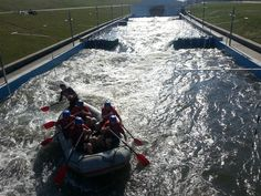 White Water Rafting - a great stag activity